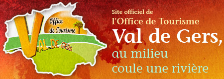 Site officiel de L'Office de Tourisme Val de Gers