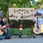 Camping Aux Mêmes musique live