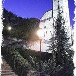 Auch - escalier monumental